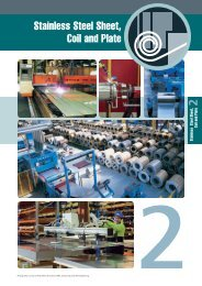 Stainless Steel Sheet, Coil and Plate - Atlas Steels