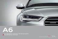 Audi A6 Berlina | A6 Avant | A6 hybrid | A6 allroad quattro Audi S6 ...