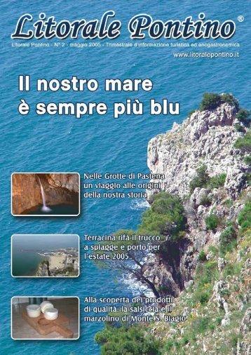 Lazio - Litoralepontino.it