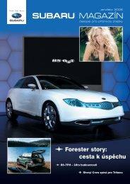 Jaro 2006 - Subaru