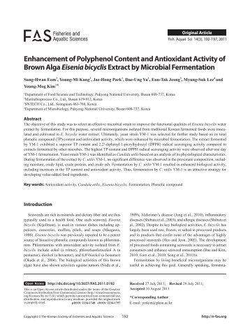 polyphenols content and antioxidant activity in Non-food does not require fermentation process in order to obtain a high content of polyphenols base on  polyphenol content and antioxidant activity against .