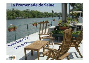 La Promenade de Seine - AUDESO