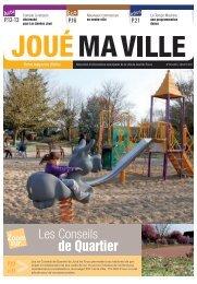 de Quartier - Mairie de Joué lès Tours