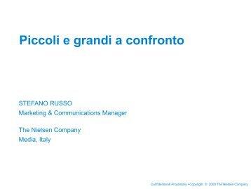 Nielsen BookScan Italia: servizio di misurazione del mercato dei libri