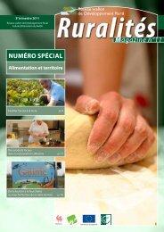 Ruralités Magazine n°11 - Réseau wallon de Développement rural