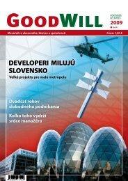 2009 - GoodWill - Eu.sk
