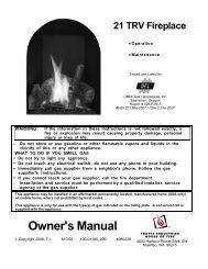 Owner's Manual - Lopi