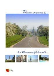 Meuse Tourisme 2011 - Tourisme en Meuse