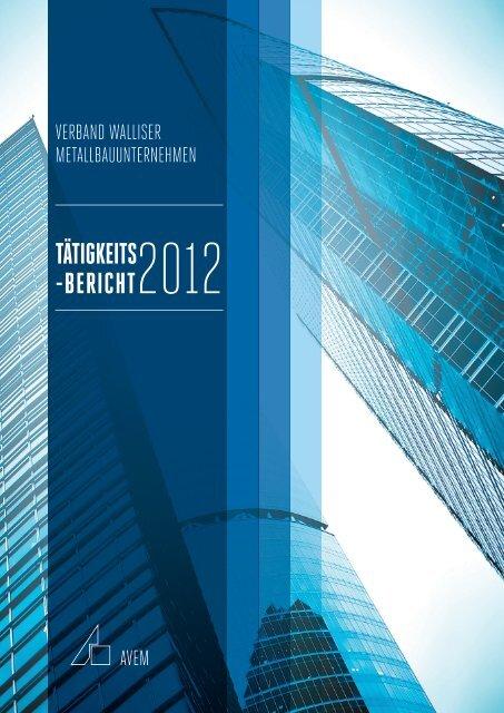 Tätigkeitsbericht 2012