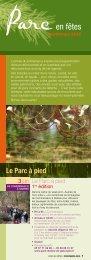 Télécharger le document (pdf - 1.4 Mo) - Parc naturel régional des ...