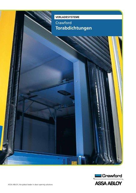 torabdichtungen - Crawford hafa GmbH