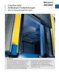 torabdichtungen - Crawford hafa GmbH - Seite 4