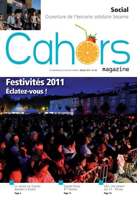 Cahors Mag N°44