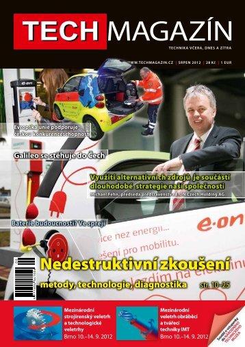 TM 08/2012 - TechMagazín
