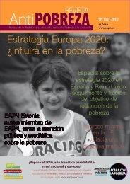 Revista AntiPobreza número 133 - Eapn