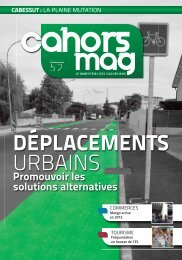 Cahors Mag N° 52