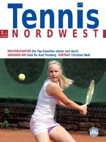 Tennis NORDWEST 2-2007 - Tennisverband NORDWEST eV