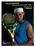 Tennis NORDWEST 2-2007 - Tennisverband NORDWEST eV - Seite 2