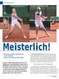 Tennis NORDWEST 2-2007 - Tennisverband NORDWEST eV - Seite 6