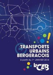 Guide des Transports - Bergerac