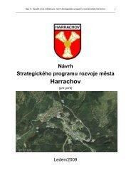 Návrh Strategického programu rozvoje města Harrachov Část ...