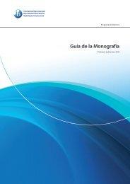 Guía de la Monografía 2013 - Colegio Alemán - Cali
