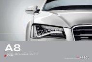 Audi A8 - Audi.ru