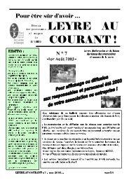 LEYRE AU COURANT ! - Ecotourisme dans les Landes de Gascogne