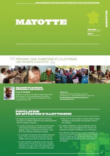 Télécharger l'état des lieux 2012_Mayotte - Agence Nationale de ...