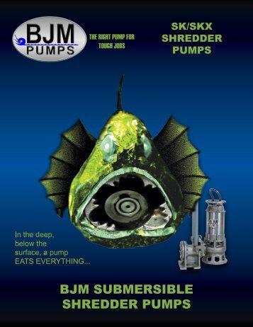 SK-Series - BJM Pumps