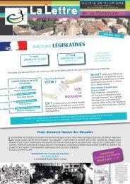 LégisLatives - Mairie de Clapiers