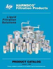 PRODUCT CATALOG Filtration Liquid Solutions - Pure Aqua, Inc.
