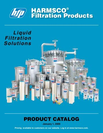 PRODUCT CATALOG Filtration Liquid Solutions - Pure Aqua, Inc.