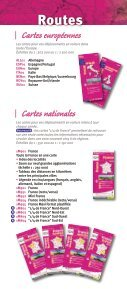 Catalogue produits grand public 2013 - Espace revendeurs - IGN - Page 6