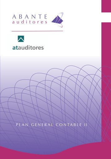Abante Auditores: Plan Contable II - Atconsultores.com