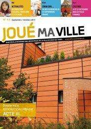 ACTE III - Mairie de Joué lès Tours