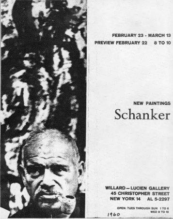 60's Painting - Louis Schanker