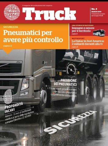 Pneumatici per avere più controllo Pneumatici per - Pirelli Tyre