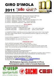 GiroImola2011.pdf - Ruote Amatoriali