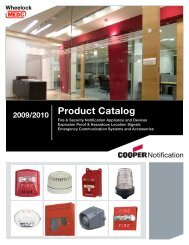 Product Catalog - Wheelock