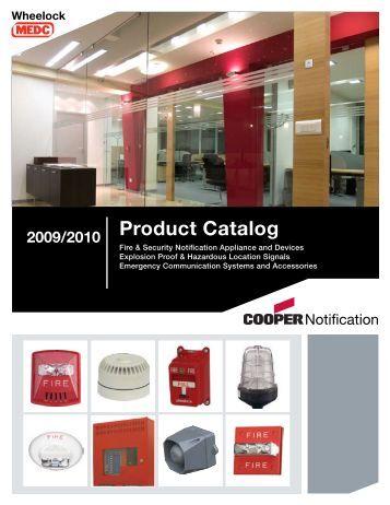 Product Catalog - Wheelock