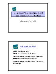 Intervention de Rose-Marie MENU - CSEF Mons