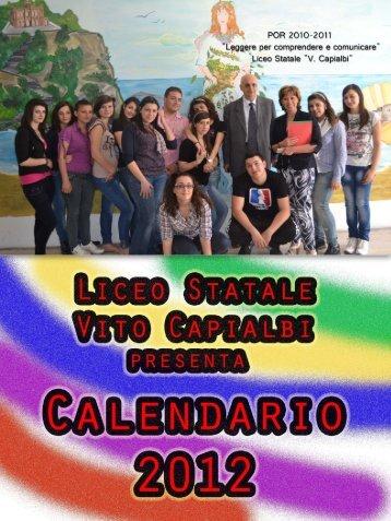 """Lunedì - """"Vito Capialbi"""" Vibo Valentia"""