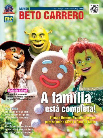 Ano 1 - Beto Carrero World
