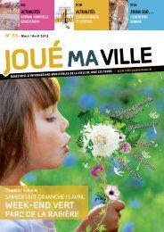 WEEK-END VERT - Mairie de Joué lès Tours