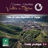 guide_vignobles et découvertes.indd - Office de tourisme de Vienne