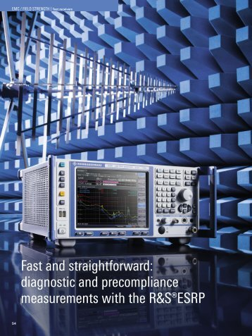 Download article as PDF (2.7 MB) - Rohde & Schwarz International