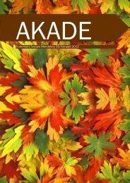 Studentský časopis Mendelovy SŠ/listopad 2012 - Mendelova ...