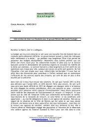 1 CO N SEIL MU N ICIP A L – 18/02/2013 ... - Ville de Rennes