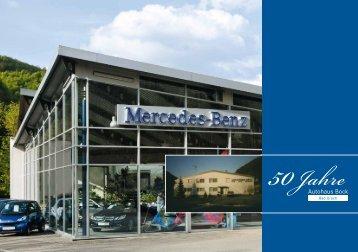 50Jahre - Autohaus Bock GmbH & Co.KG